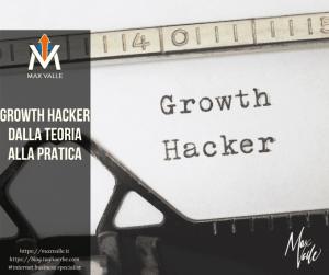 Growth hacker dalla teoria alla pratica