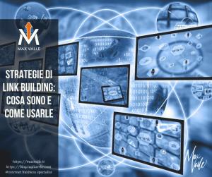 Strategie di Link Building: cosa sono e come usarle