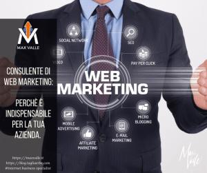 Consulente di web marketing