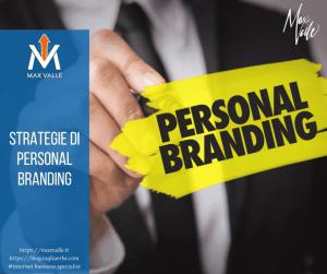 Strategie di personal branding