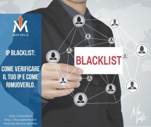IP blacklist - Max Valle