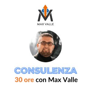 30h Consulenza Max Valle