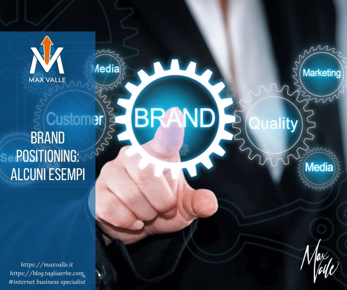 Brand Positioning: alcuni esempi