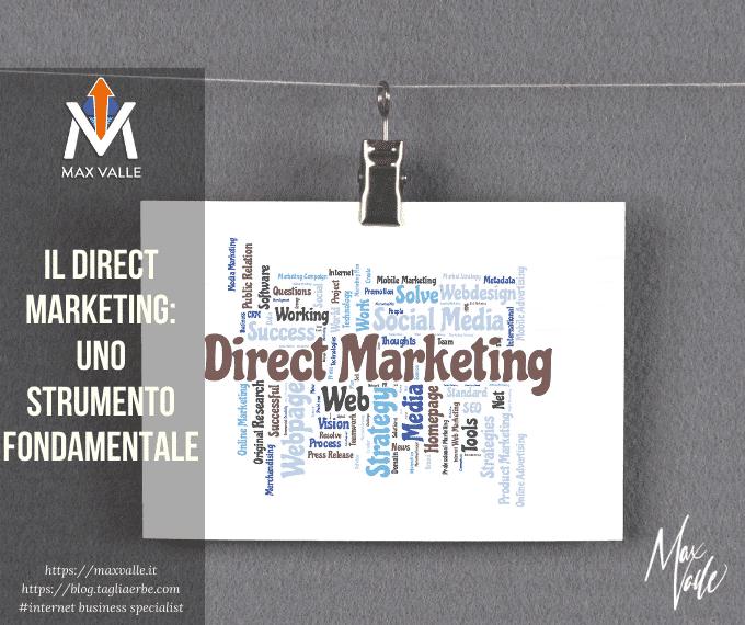 Il direct marketing: uno strumento fondamentale