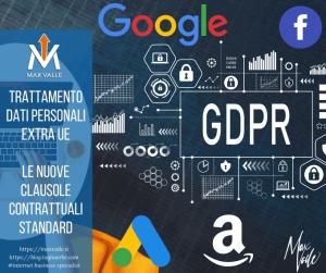 Trattamento dati personali extra UE